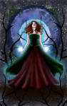 Moonlit Conjure by Ariana-Blossom