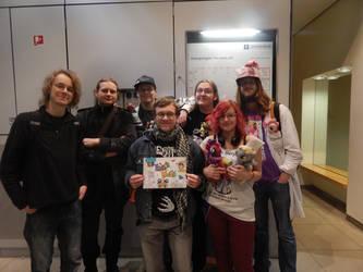Leipziger Buchmesse 2015 - 37 by Daruo