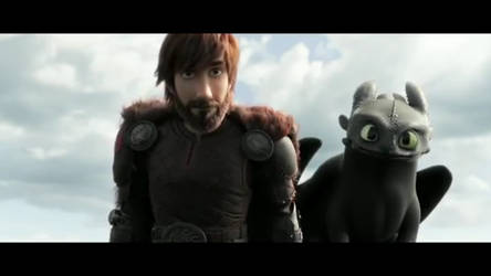 Hiccup is Thor? by kouliousis