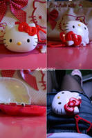 Hello Kitty by 44EatCat