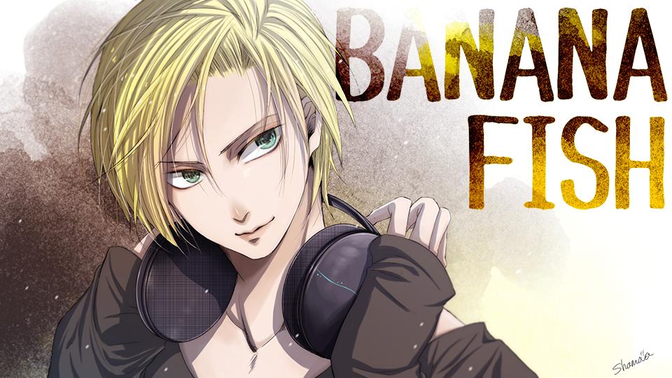 Banana Fish Ash Lynx How To Draw Anime Manga Art By Shamovamiki On