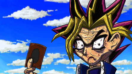 Time to Duel by LargeStupidity