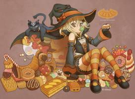 Halloween 2012 by vinhnyu