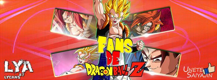Portada para fans de dragon ball z by Laycans-87