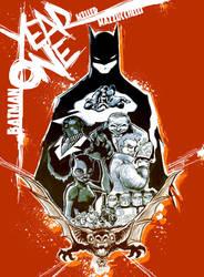 Batman Year One by vincentkukua