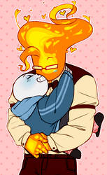 sansby by BASEDGUMMY