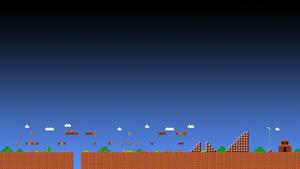 Super Mario 1-1 Wallpaper - HD 1080p by ColinPlox