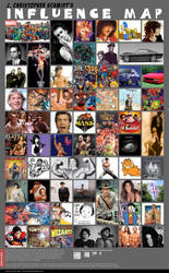 Influence Map by ArtisticSchmidt