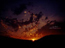 sun burn by FlorinALF