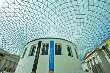 British Museum by chloeyang