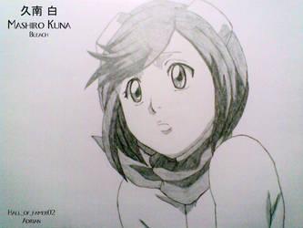 Mashiro Kuna - Bleach by halloffamer02