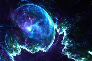Sagittarius A - Subatomic Cloud (Natsurr pong) by ICFrac
