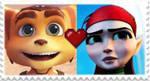 RatchetXTalwyn Stamp by Shelbi-Cat