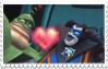 QwarkXHelga Stamp by Shelbi-Cat