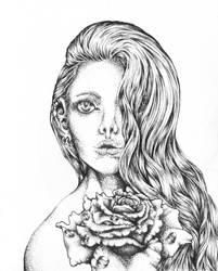 Doodle #71 by AustrealisInk