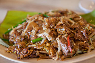 Fried kway teow by patchow