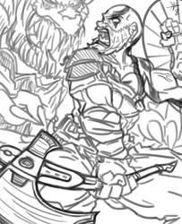 God Of War by NewWorld9