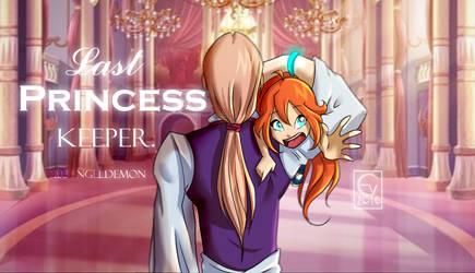 Last Princess Keeper by SofiFoxArt