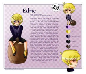 edric::character sheet by DeadMidas