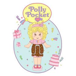 Polly Pocket Birthday Party by LilyLota