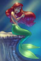 Ariel by Sabinerich
