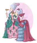 Rococo Final by Sabinerich
