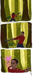 Forest Gardians Comic p1 by AntosEscape