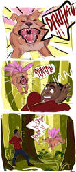 Forest Gardians Comic p2 by AntosEscape