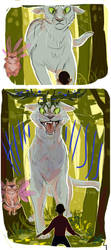Forest Gardians Comic p4 by AntosEscape