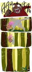 Forest Gardians Comic p5 by AntosEscape