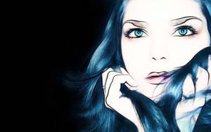 navy blue by Marisa85