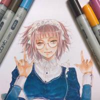 Meirin by misakikuro06