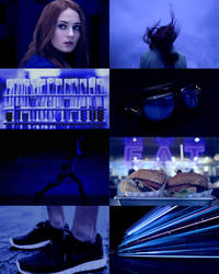 Aesthetic Lightspeed by Claire-White-Shadow