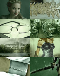 Aesthetic Superwoman by Claire-White-Shadow
