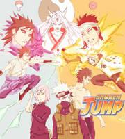 Naruto Cover by Jira89