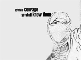 ByTheirCourage,YeShallKnowThem by CoCoWaZWaZ