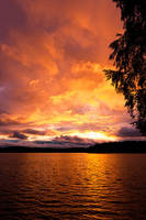 Sunset by JuhaniViitanen