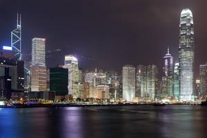 Hong Kong by JuhaniViitanen