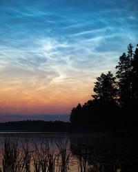 After sunset by JuhaniViitanen