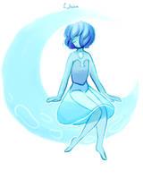 Blue Pearl by fallska