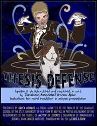 Thesis Defense by Kezhound