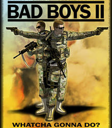 Bad Boys II by Kezhound