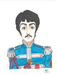Sgt. Pepper Paul by MonsterH21SW