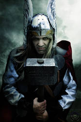 Thor - Son of Asgard by FioreSofen