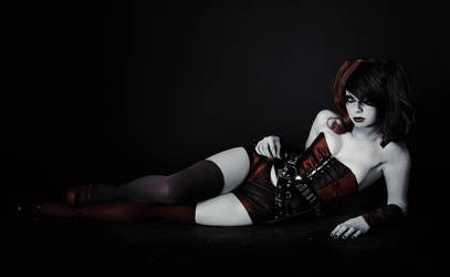 Harley Quinn - Suicide Squad III by FioreSofen