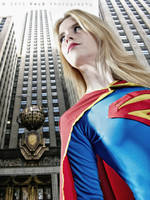 Supergirl - New 52 - DC Comics by FioreSofen