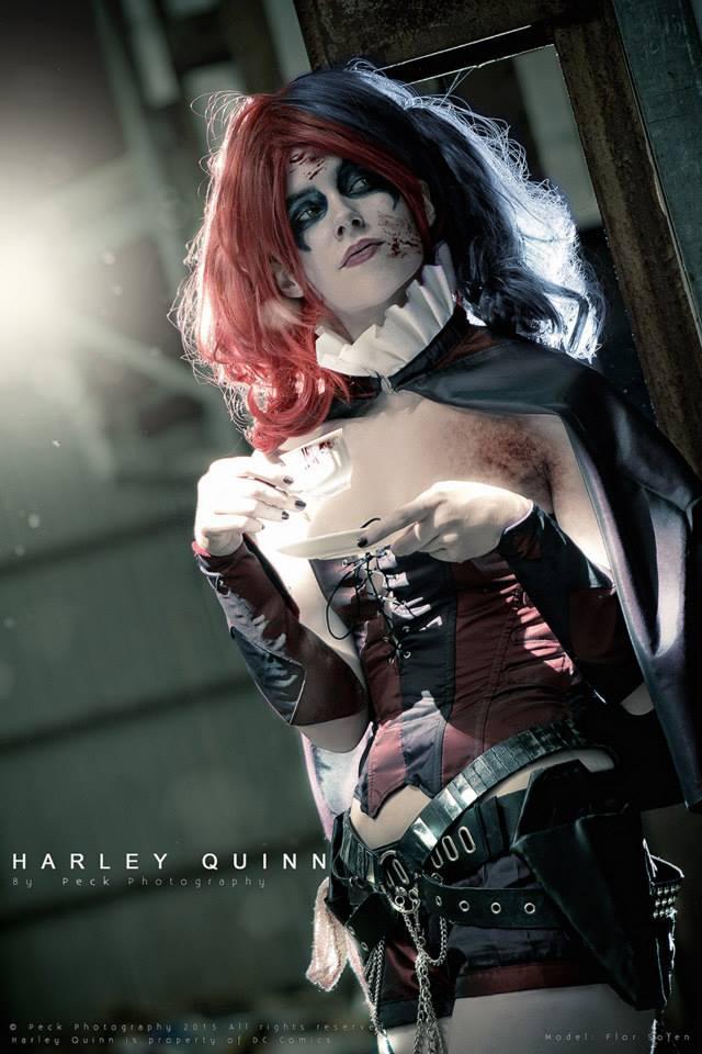 Harley Quinn -  Suicide Squad - New 52 - DC Comics by FioreSofen