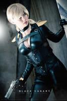 Team 7 - Black Canary - New 52 - DC Comics by FioreSofen