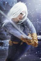 Ravager - Rose Wilson - DC Comics by FioreSofen