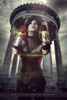 Wonder Woman - DC Comics by FioreSofen